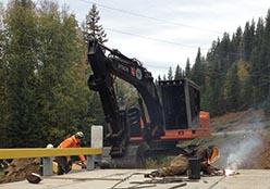 Alpine Country Rentals | Construction