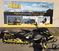 2017 Skidoo Sled for Sale